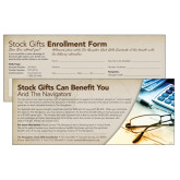 Stock Gifts Card 25/pkg-