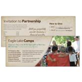 Eagle Lake Camps Insert (Version 2) 25/pkg-