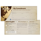 Navigator Commitment BLANK Card 25/pkg-
