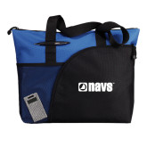 Excel Royal Sport Utility Tote-NAVS