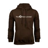 Brown Fleece Hoodie-The Navigators