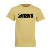 Champion Vegas Gold T Shirt-NAVS