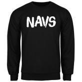 Black Fleece Crew-NAVS Brush Font