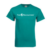 Teal T Shirt-The Navigators