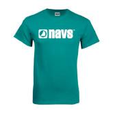 Teal T Shirt-NAVS