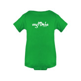 Kelly Green Infant Onesie-Eagle Lake Camps
