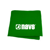 Navigators Kelly Green Sweatshirt Blanket-NAVS