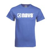 Arctic Blue T Shirt-NAVS