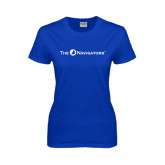 Ladies Royal T-Shirt-The Navigators