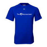 Under Armour Royal Tech Tee-The Navigators