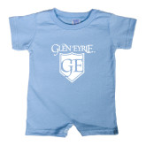 Light Blue Infant Romper-Glen Eyrie