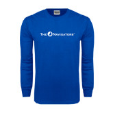 Royal Long Sleeve T Shirt-The Navigators