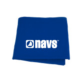 Navigators Royal Sweatshirt Blanket-NAVS