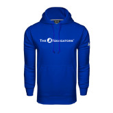 Under Armour Royal Performance Sweats Team Hoodie-The Navigators
