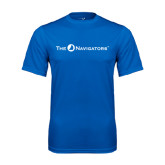 Syntrel Performance Royal Tee-The Navigators