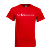 Red T Shirt-The Navigators