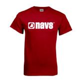 Cardinal T Shirt-NAVS