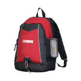 Impulse Red Backpack-NAVS