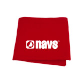 Navigators Red Sweatshirt Blanket-NAVS