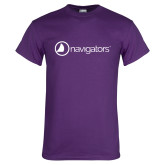 Purple T Shirt-Navigators