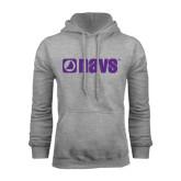 Grey Fleece Hood-NAVS