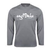 Syntrel Performance Steel Longsleeve Shirt-Eagle Lake Camps