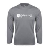 Syntrel Performance Steel Longsleeve Shirt-Glen Eyrie - Flat