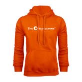 Orange Fleece Hoodie-The Navigators