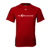 Under Armour Cardinal Tech Tee-The Navigators