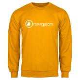 Gold Fleece Crew-Navigators