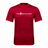 Syntrel Performance Cardinal Tee-The Navigators