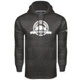 Under Armour Carbon Performance Sweats Team Hoodie-Eagle Lake Badge