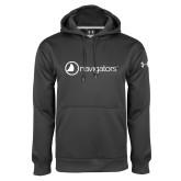 Under Armour Carbon Performance Sweats Team Hoodie-Navigators