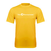 Syntrel Performance Gold Tee-The Navigators