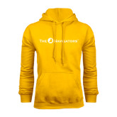 Gold Fleece Hood-The Navigators
