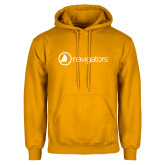 Gold Fleece Hoodie-Navigators