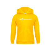 Youth Gold Fleece Hoodie-The Navigators