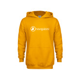 Youth Gold Fleece Hoodie-Navigators