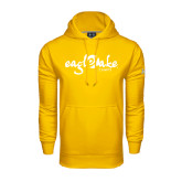 Under Armour Gold Performance Sweats Team Hoodie-Eagle Lake Camps