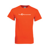 Orange T Shirt-The Navigators
