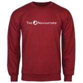 Cardinal Fleece Crew-The Navigators