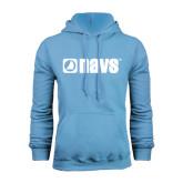 Light Blue Fleece Hood-NAVS