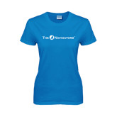 Ladies Sapphire T Shirt-The Navigators