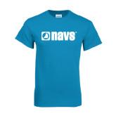 Sapphire T Shirt-NAVS
