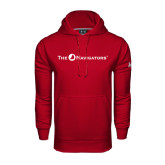 Under Armour Cardinal Performance Sweats Team Hoodie-The Navigators