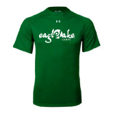 Under Armour Kelly Green Tech Tee-Eagle Lake Camps
