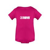Fuchsia Infant Onesie-NAVS