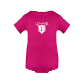 Fuchsia Infant Onesie-Glen Eyrie