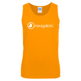 Gold Tank Top-Navigators