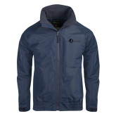 Navy Charger Jacket-The Navigators Tone